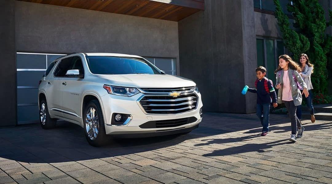 2019 Chevrolet Traverse Model Info Best Midsize Suv Chevrolet