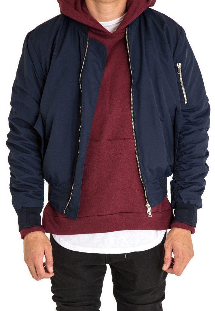 541eb075d Lifted Anchor Navy Bird Bomber #jacket #bomber #navy | Clothing iD ...