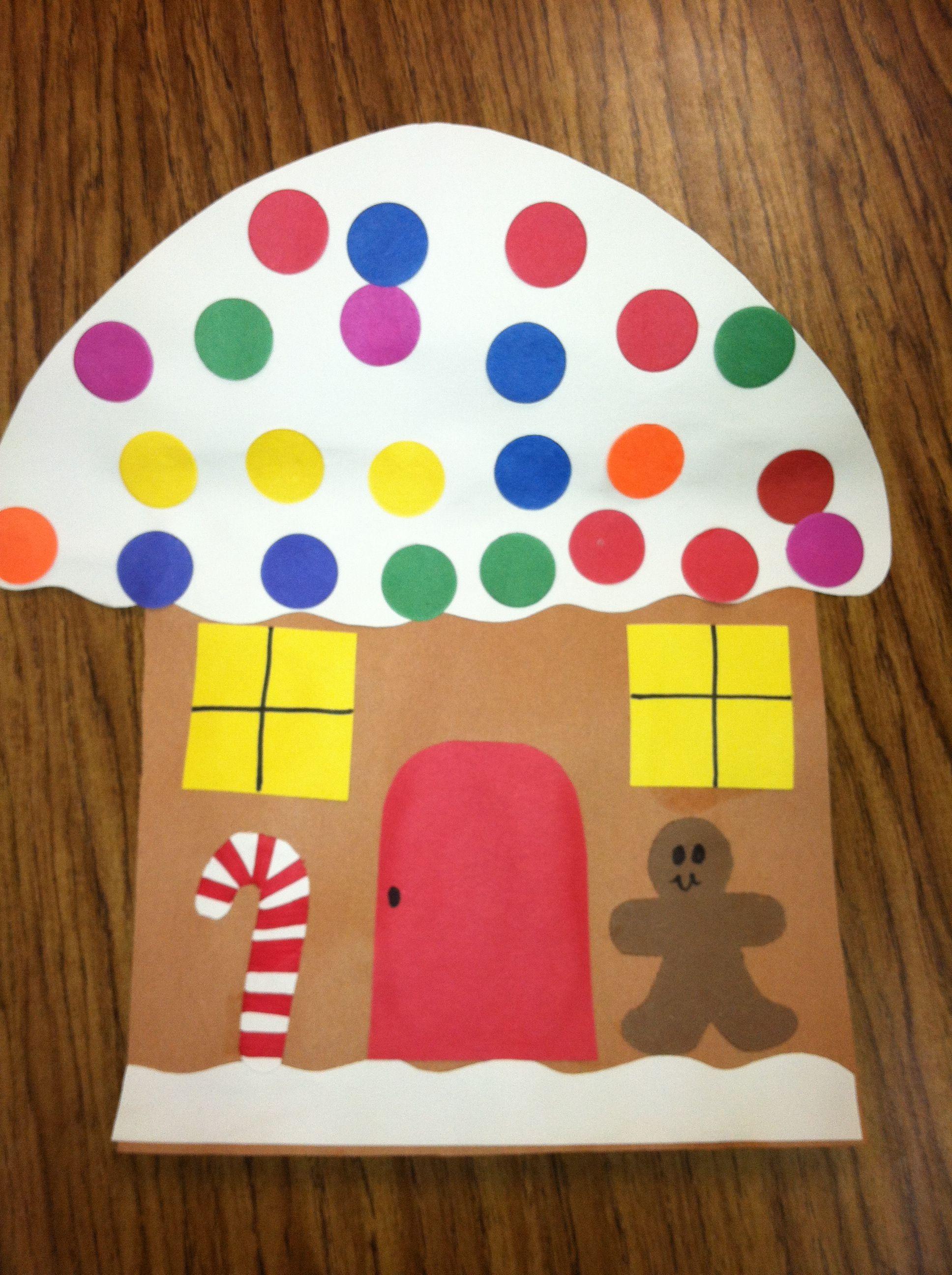Gingerbread House Dec