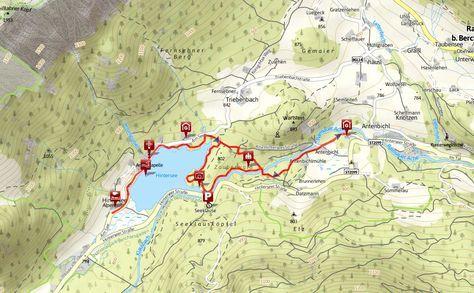 Naturlehrpfad Durch Den Zauberwald Am Hintersee Zauberwald Reisen Deutschland Zauberwald Ramsau