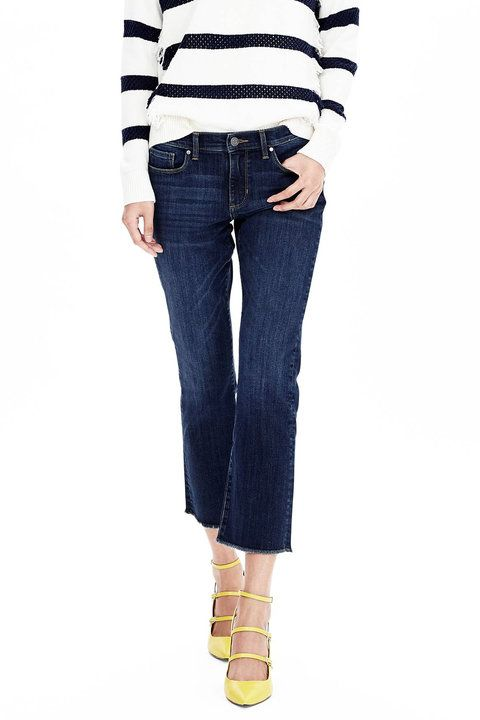 Your Shopping Guide to the Best Petite Jeans Out There | There ...