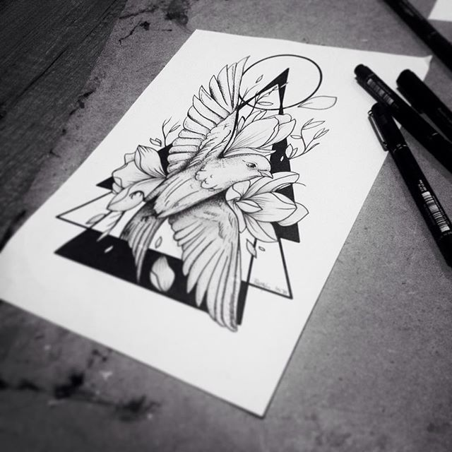 d51d71cae Fresh Dotwork Sketch From Ifigeneia! #dotwork #blackwork #dotism #sketch  #drawing #artwork #design