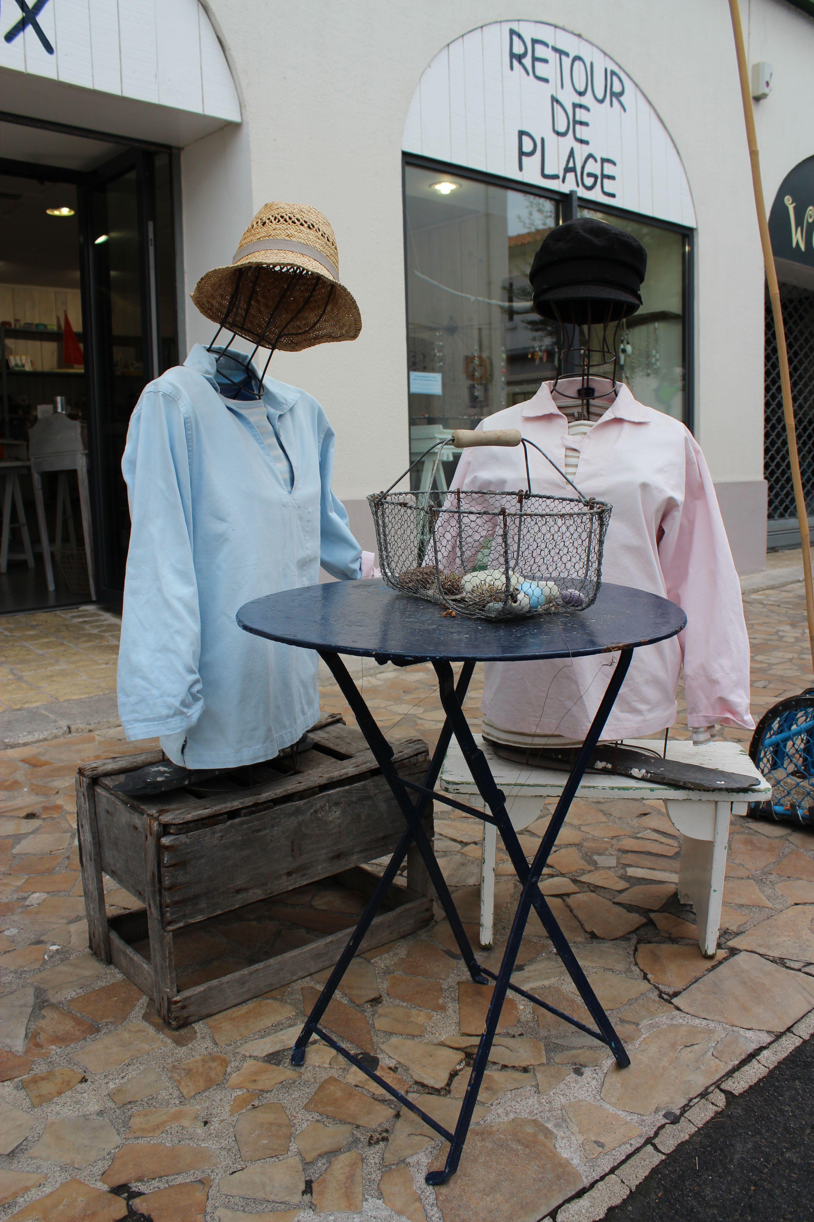 Retour De Plage St Pierre D Oleron Http Www Retourdeplage Fr Boutique Retour De Plage Oleron Boutique