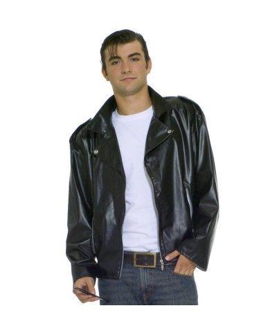 Greaser Mens Plus Size Jacket MOVIES Hubbie Help Pinterest - greaser halloween costume ideas