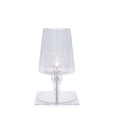 Kartell Take Table Lamp Set Of 6 Color Crystal Products In