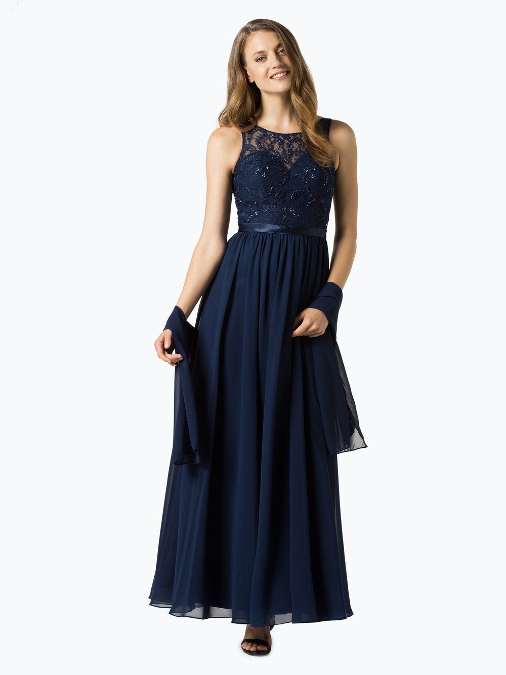 Damen Abendkleid mit Stola  Abendkleid, Kleider und Formelle kleider