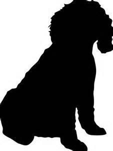 Cockapoo Silhouette Mozilla Yahoo Image Search Results Dog