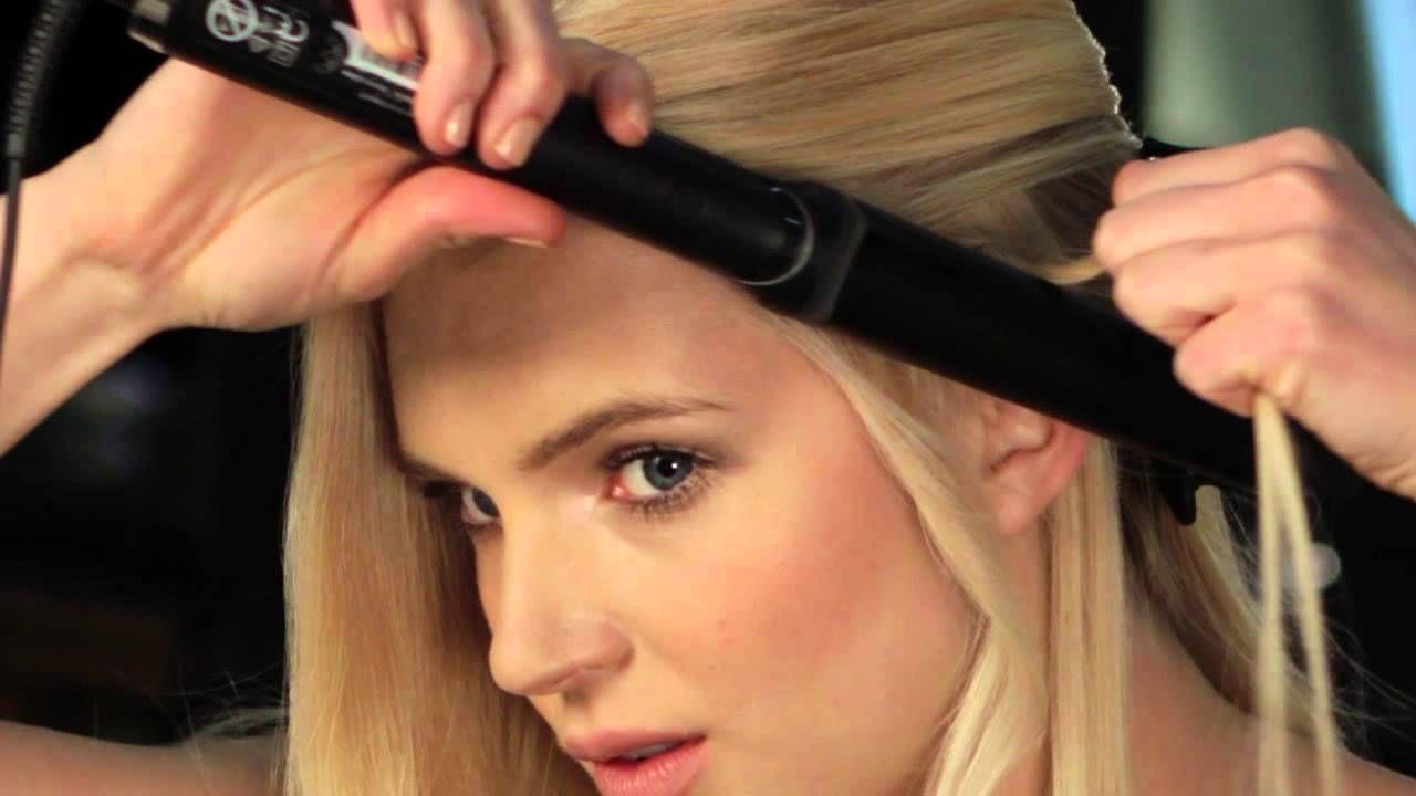 Tutorial Vanesia: GHD Curve - come arricciare i capelli in poco tempo