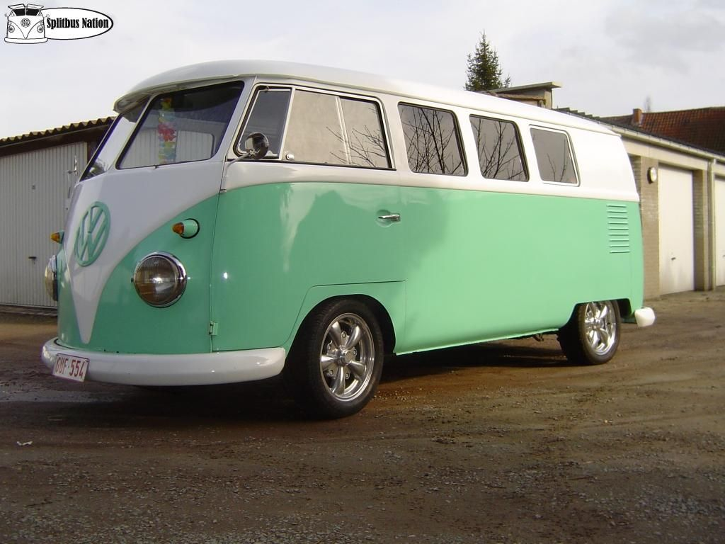 great colours on this vw t1