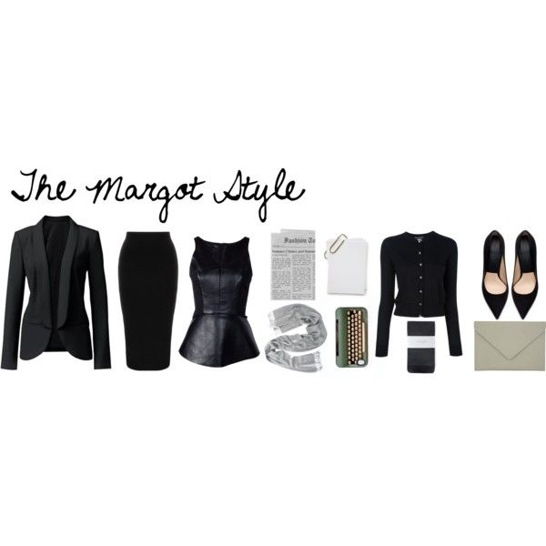 """""""The Margot Style"""" by fashion4realpeople on Polyvore"""
