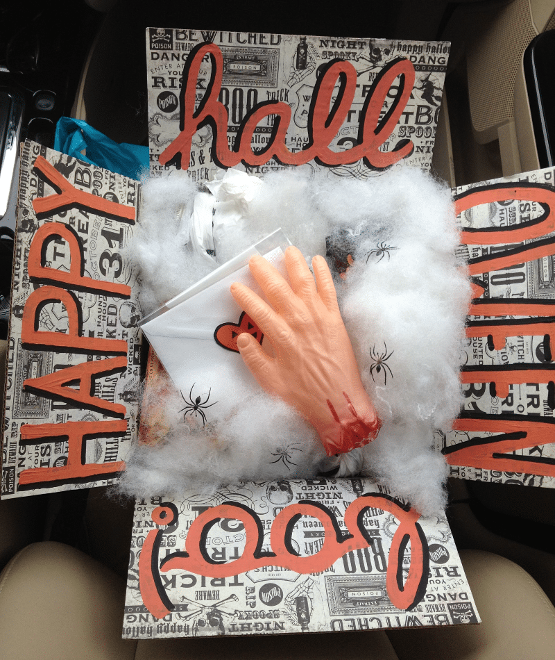 33 Amazing Halloween Care Package Ideas for College Students