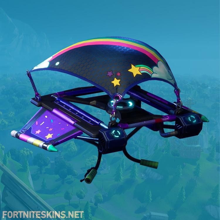 Fortnite Rainbow Rider Gliders Fortnite Skins Rainbow Riders Gliders Fortnite