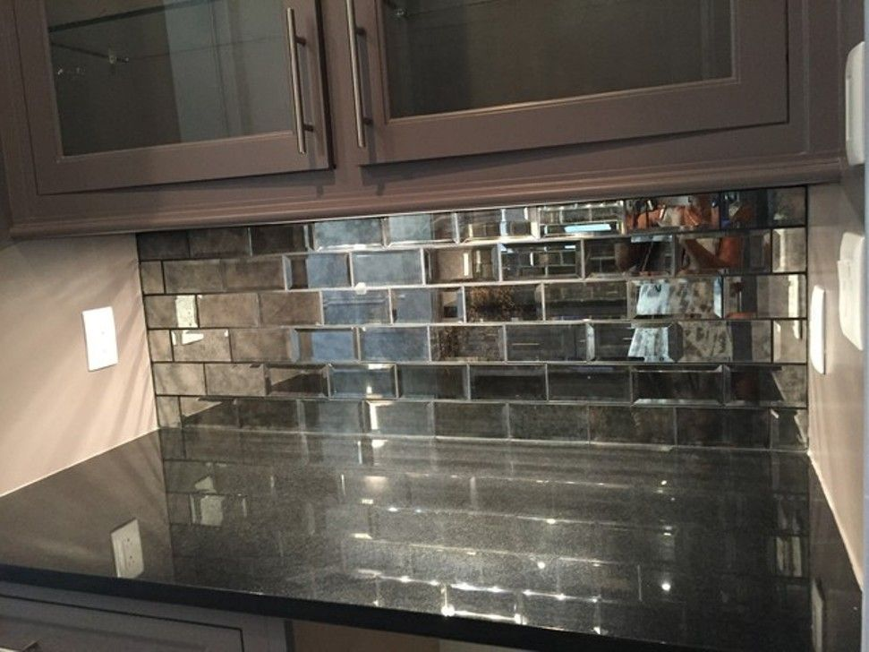 Pin by tina chesley on Kitchen | Beveled subway tile ...