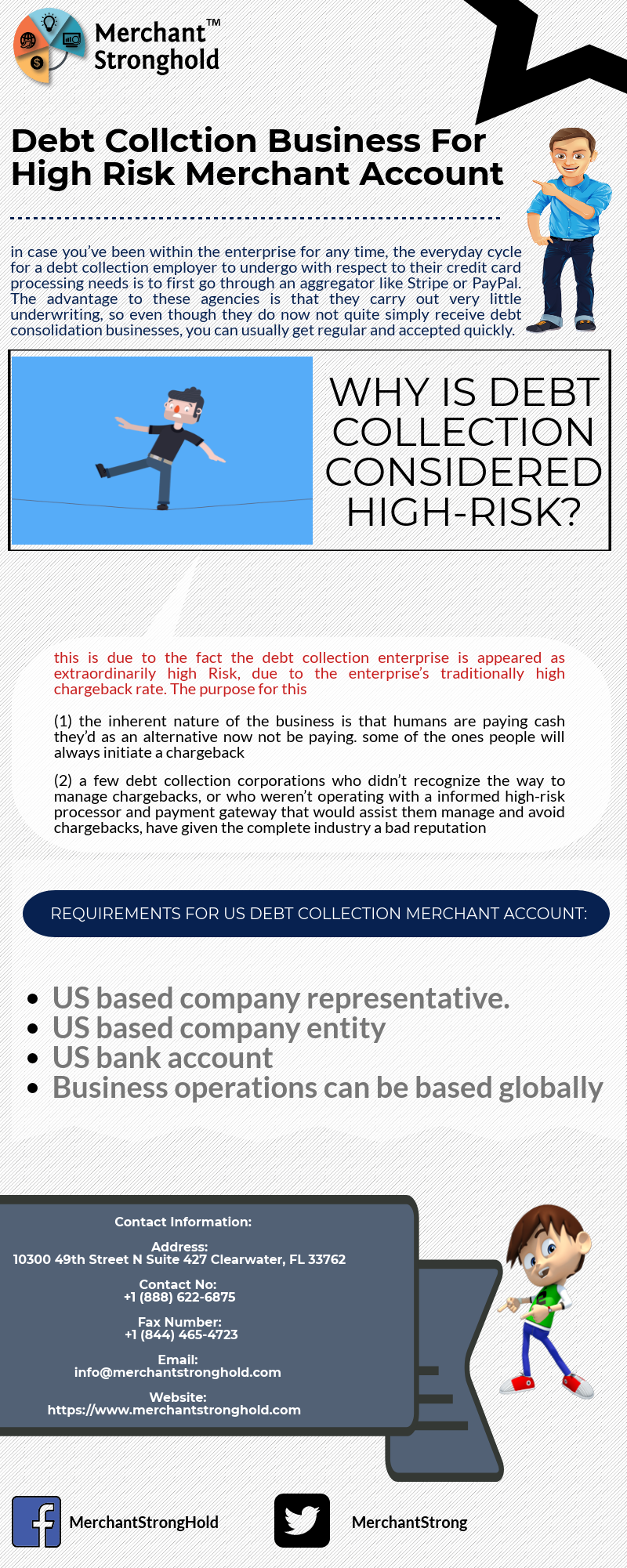 Debt collection business for high risk merchant account merchant merchant stronghold works with a number of processors and gateway providers with sponsor financial institution relationships reheart Images