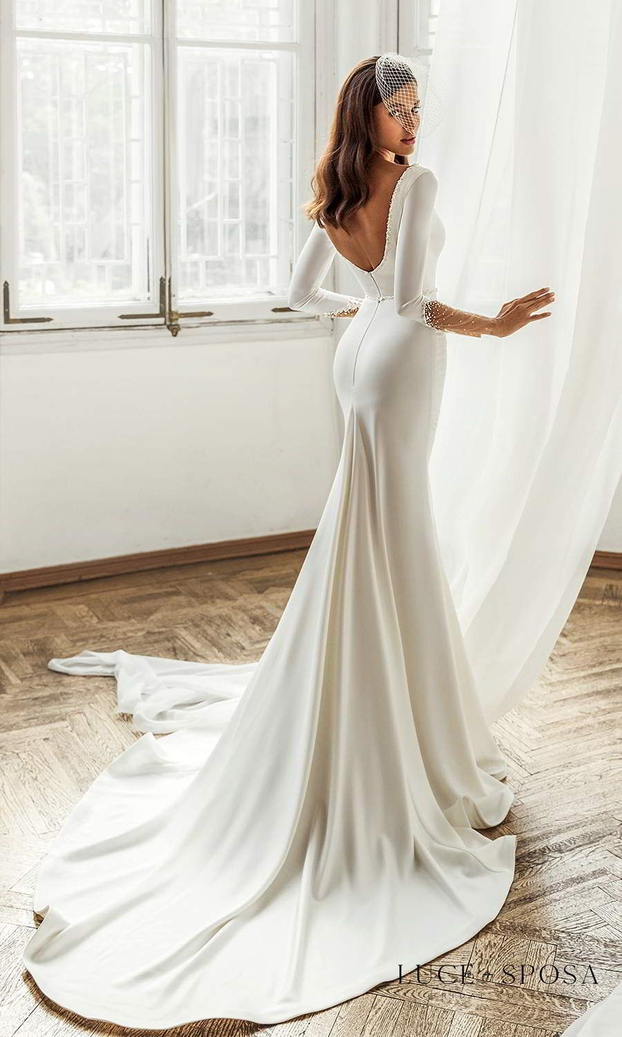 Luce Sposa 2021 Shades Of Couture Wedding Dresses Wedding Inspirasi In 2021 Wedding Dresses Wedding Dress Couture Wedding Gown Inspiration [ 1500 x 900 Pixel ]