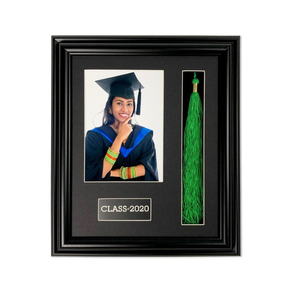 Graduation Tassel Picture Frame for 5x7 Print by Frames