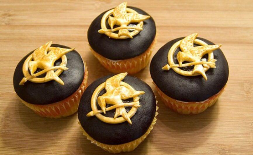 Cupcake sinsajo