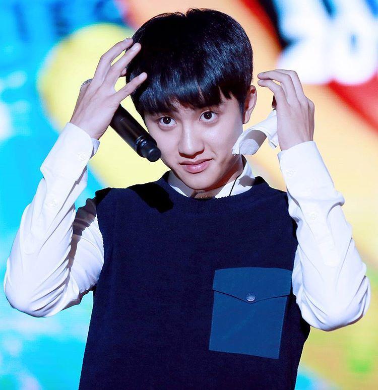 """151011 - D.O. @ Asia Song Festival in Busan. © Hi.D __ #디오 #경수 #엑소 #dyo #kyungsoo #exo #exol"""
