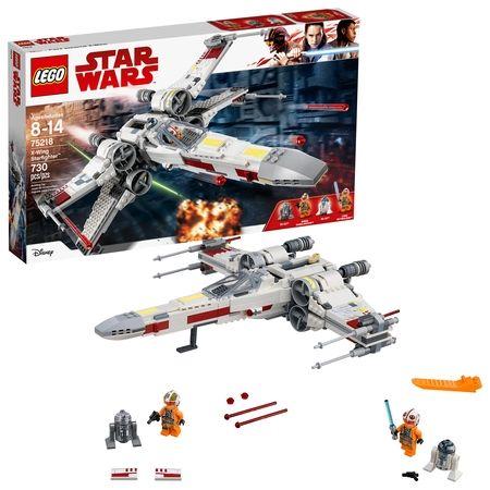 #特價 #特價商品 #特價中 #限時特價 LEGO Star Wars TM X-Wing Starfighter 75218 Building Set #樂高星際大戰 ________ 歡迎 #代購 ...