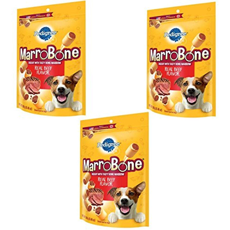 Pedigree Marrobone Biscuit With Tasty Bone Marrow 3 8 46oz