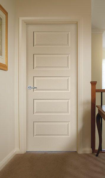 Corinthian 2040 x 820 x 35 Rockport Door - Bunnings Warehouse -$48.90 & Corinthian 2040 x 820 x 35 Rockport Door - Bunnings Warehouse ...