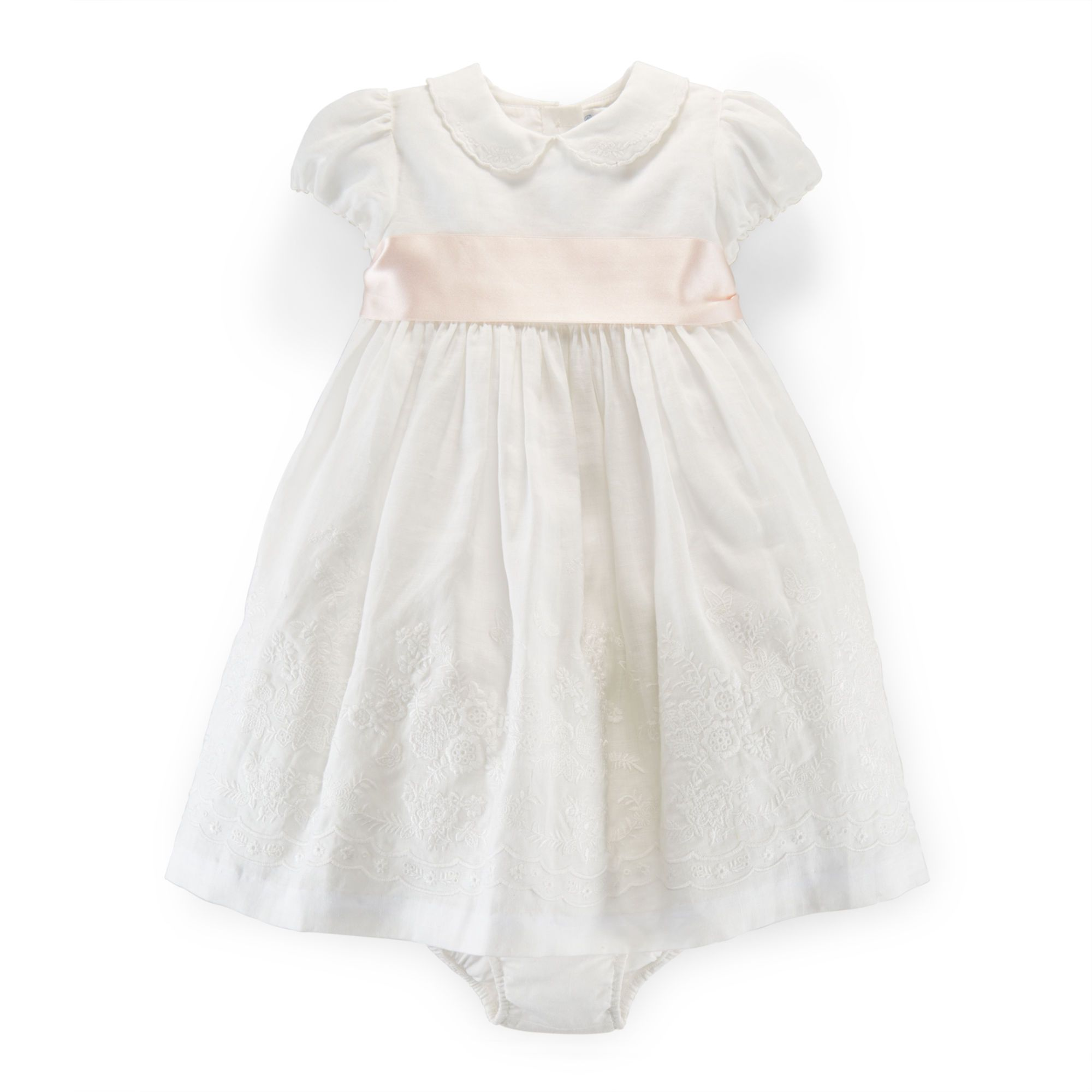 Fit-and-Flare Dress & Bloomer - Dresses & Skirts BABY GIRL (0