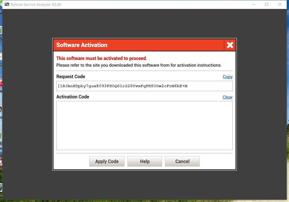Bobcat Service Analyzer Version 83 06 Keygen How To Apply