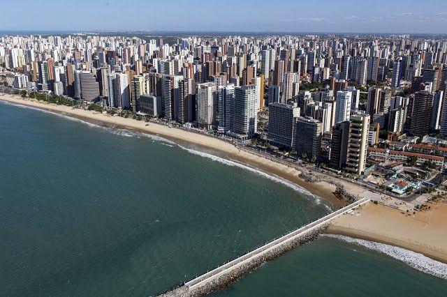 Fortaleza-CE, BRASIL: um lugar no coração!