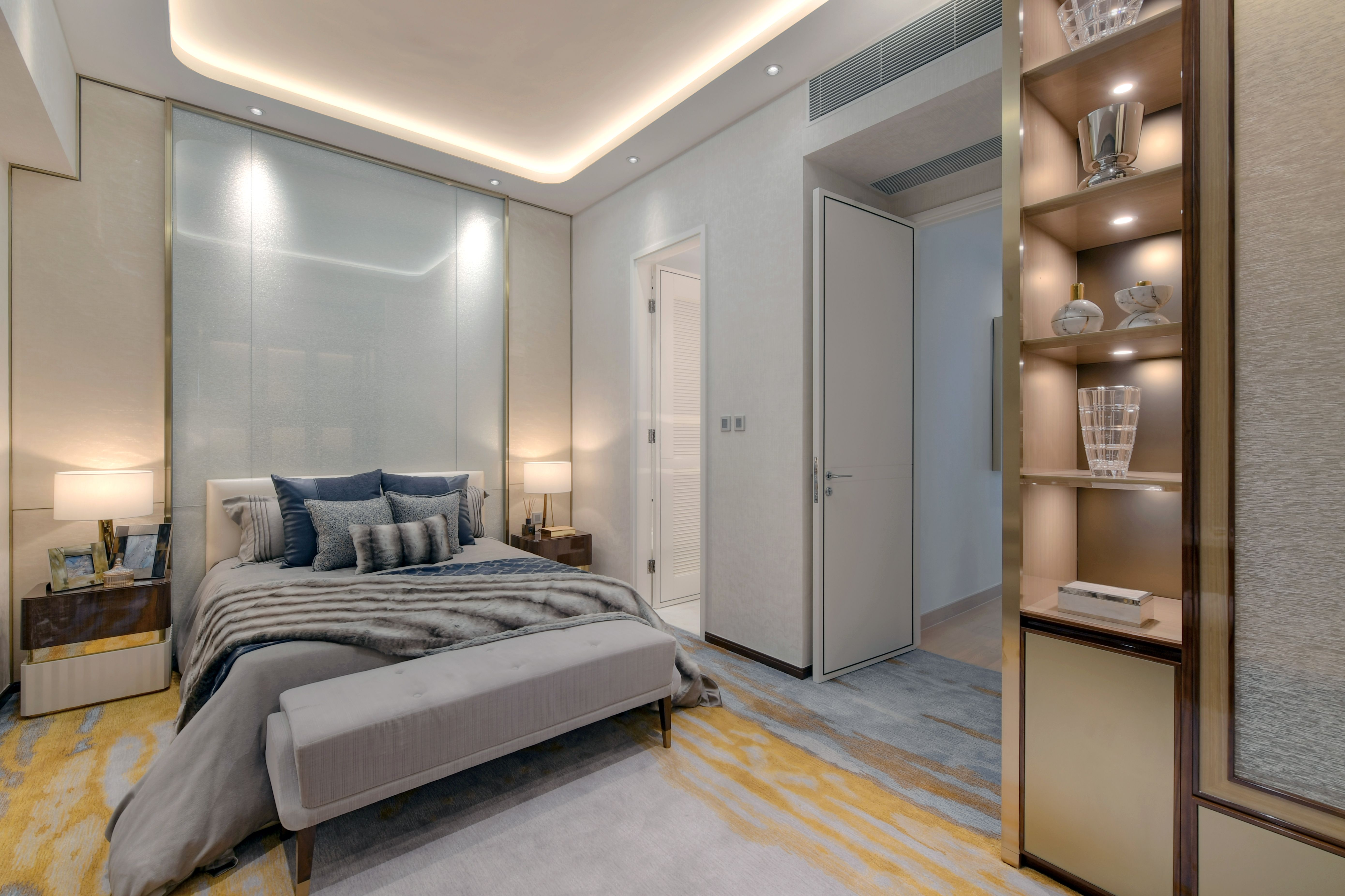 Capri Interior Design And Ing Out Works For Show House Fusiondesignltd Hongkong Interiordesign Ingout Showhouse Planning Decor Styling