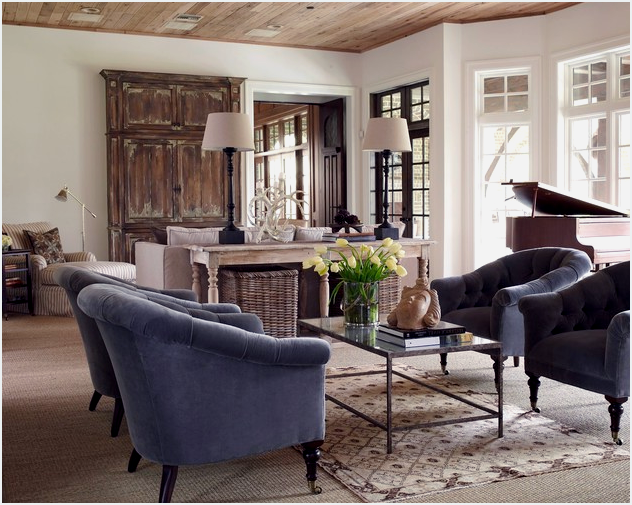 Creative Living Room Centerpiece Ideas | The living room is often ...