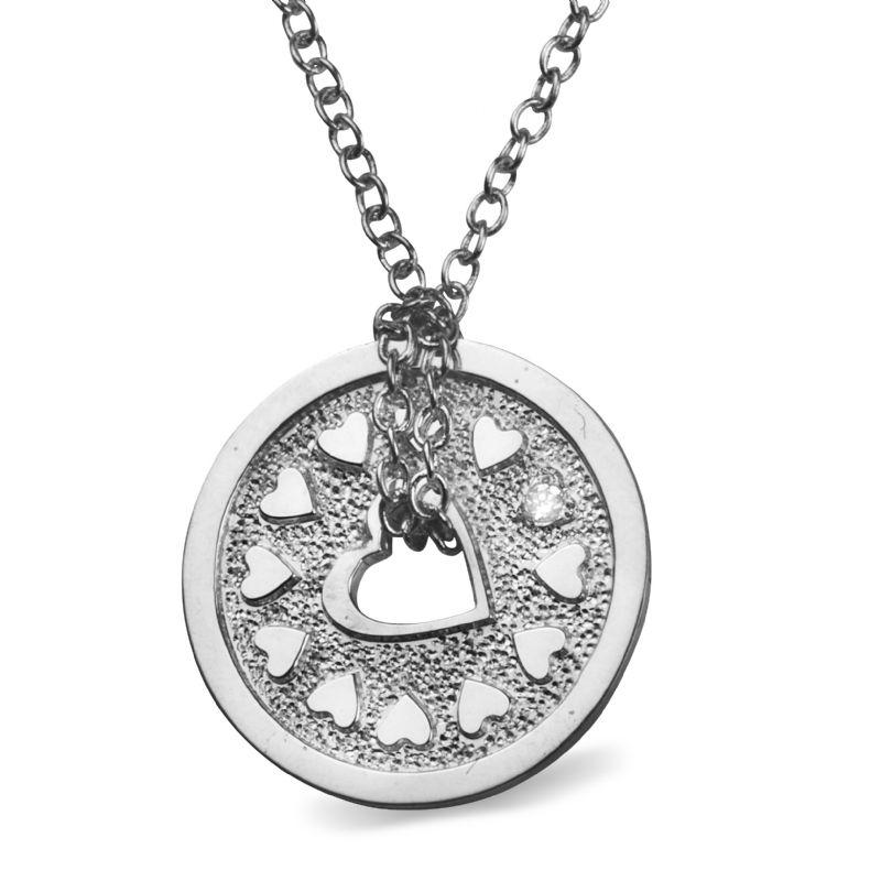 Jewish Symbols For I Love You Silver Jewish Symbol Love Jewelry