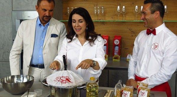 Murat Akbulut: Popcornloop leckeres Popcorn ganz einfach zuhause