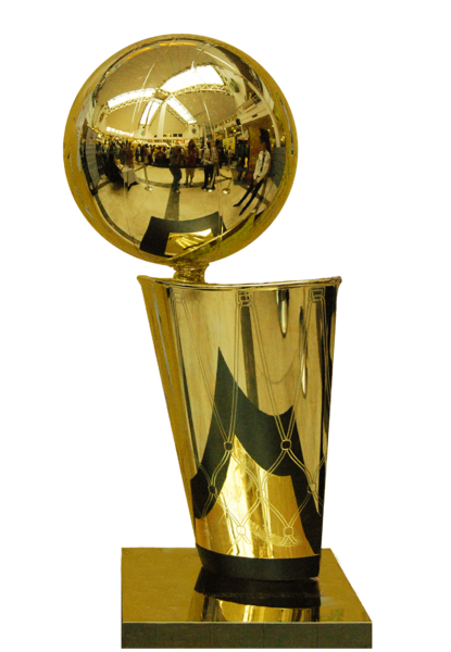 Pin By Vincent Ferrari On Trophies Sports Trophies Nba Championships Nba Finals