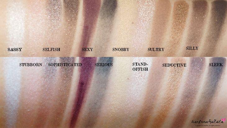 TheBalm NudeDude Eyeshadow Palette - Matejas Beauty Blog