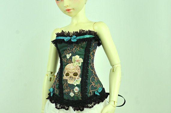 Art Line corset by Raouken