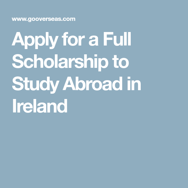 d2d7d91571ff13862e294e8fcb6906fb - How Can I Get A Full Scholarship To Study Abroad