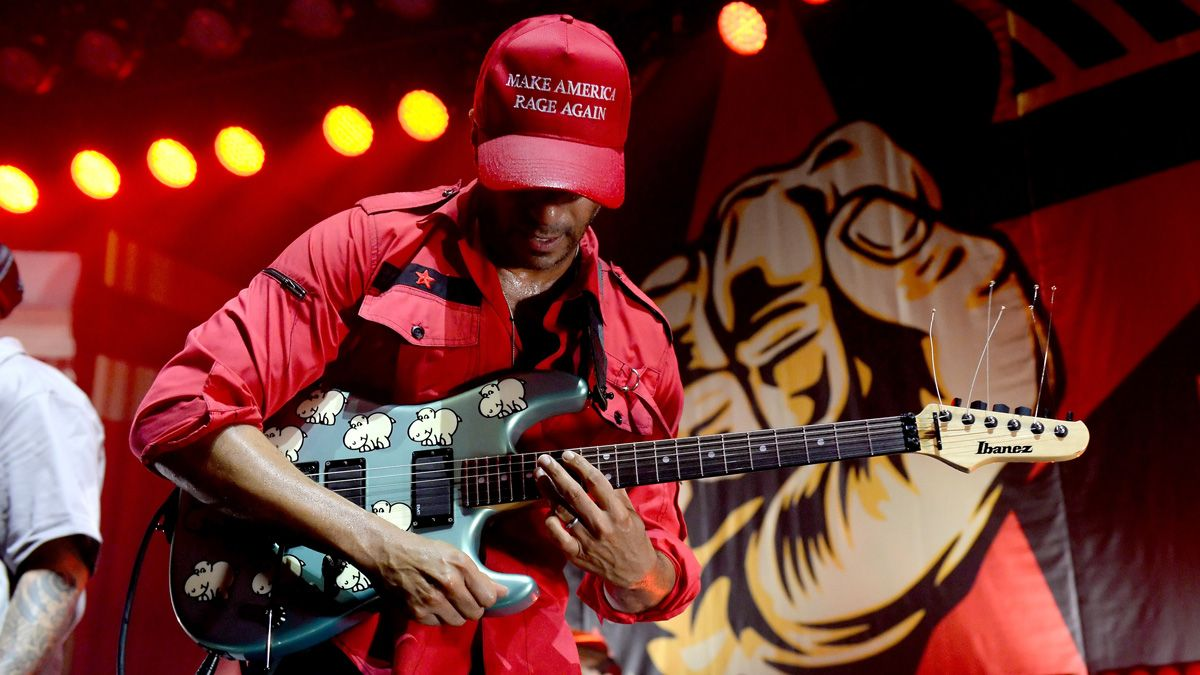 Fender Will Make Other Tom Morello Signature Guitars According To Ceo Andy Mooney