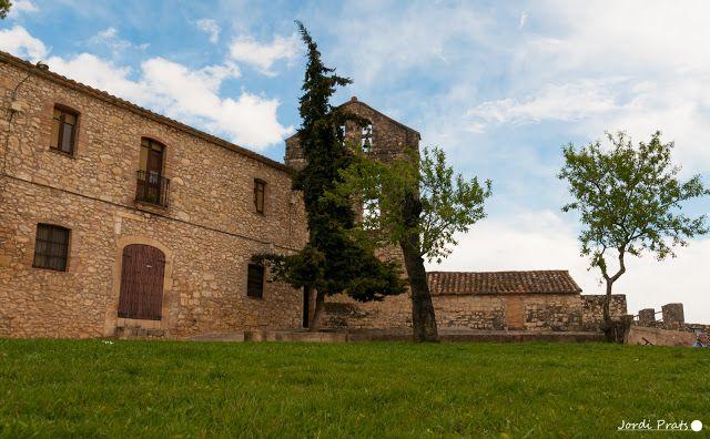 Espadanya de l'esglesia de sant Pere de Castellet