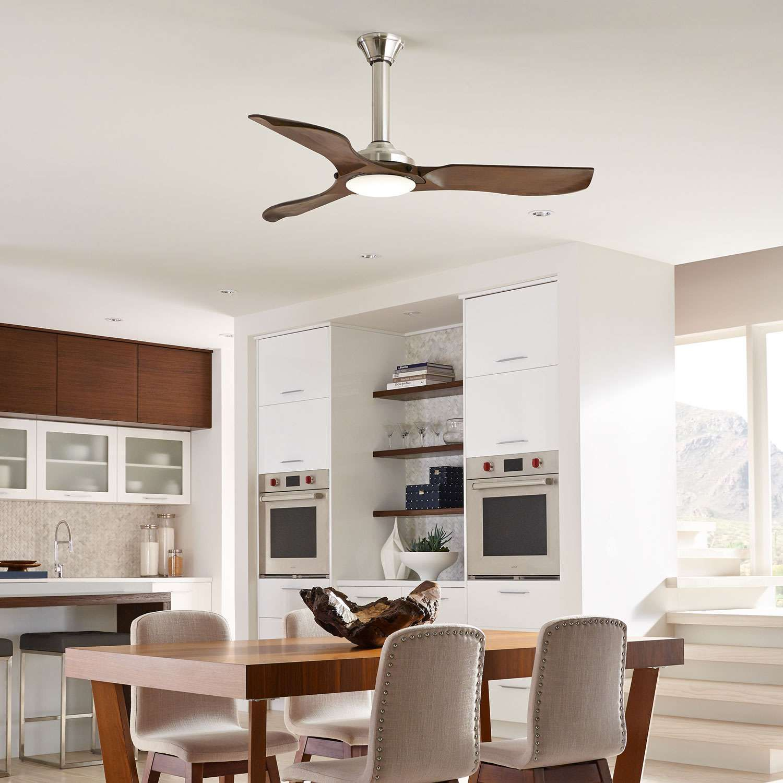 Minimalist Ceiling Fan Monte CarloModern Minimalist