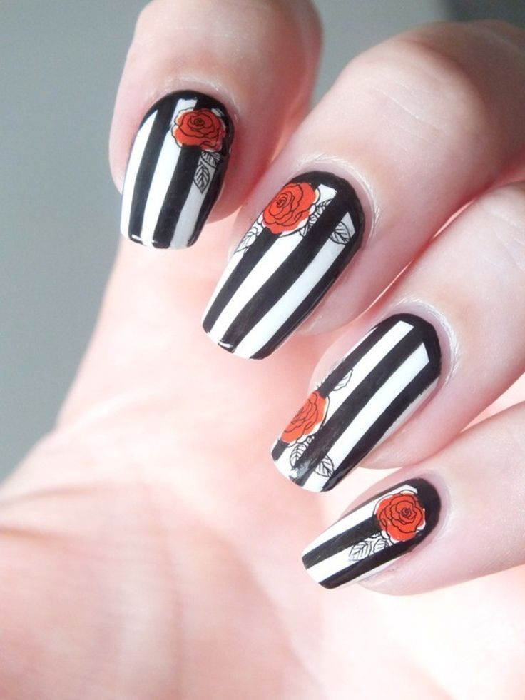 89 Most Fabulous Valentine\'s Day Nail Art Designs | Nail candy ...
