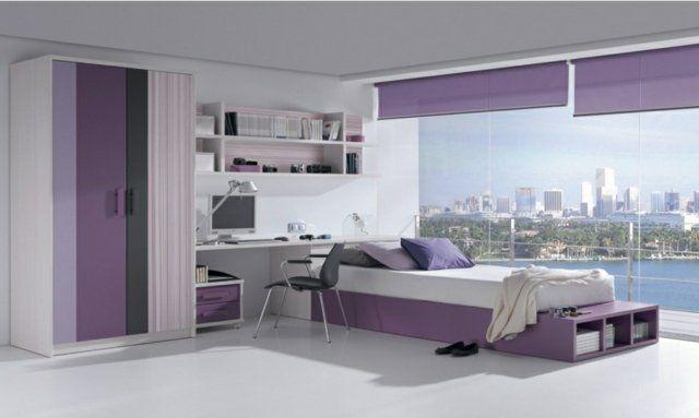 Décoration chambre ado moderne en quelques bonnes idées Bedrooms