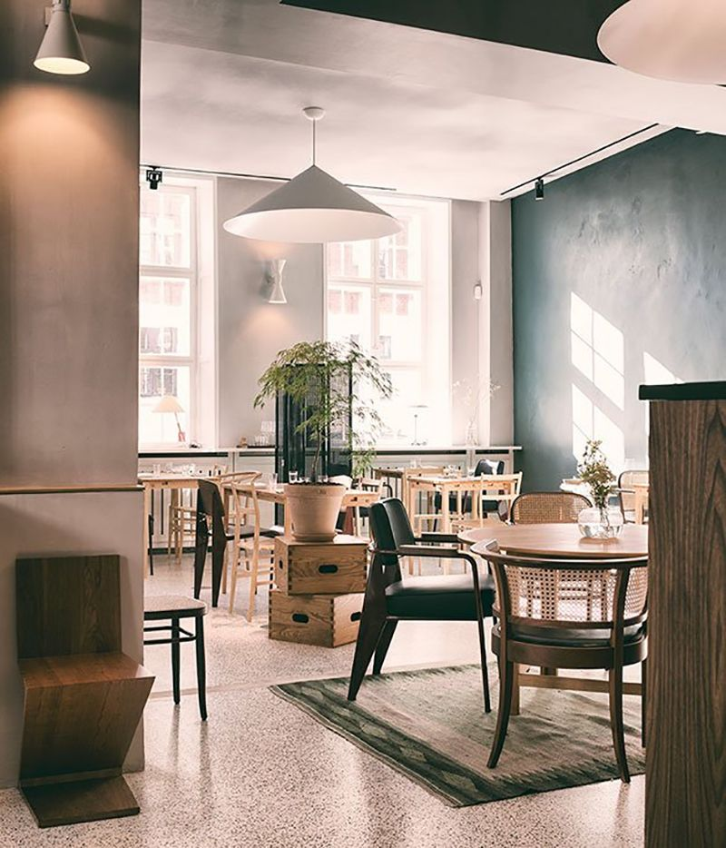 The duo behind ved stranden one of copenhagens best wine bars open an equally ambient japanese inspired restaurant