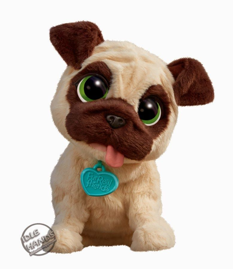 Top Furreal Friends Toys : Furreal friend s jj my jumping pug for the little ones