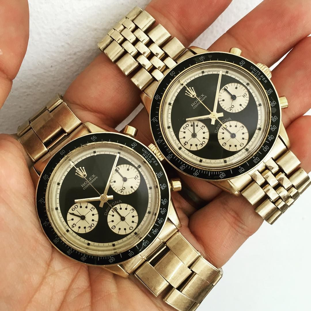 What 39 s better than one john player special what about two jubilee or oyster rolex for Watches better than rolex