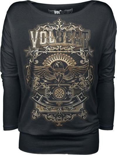 Volbeat Photo Slices Band T-shirt Fanartikel & Merchandise Kleidung & Accessoires
