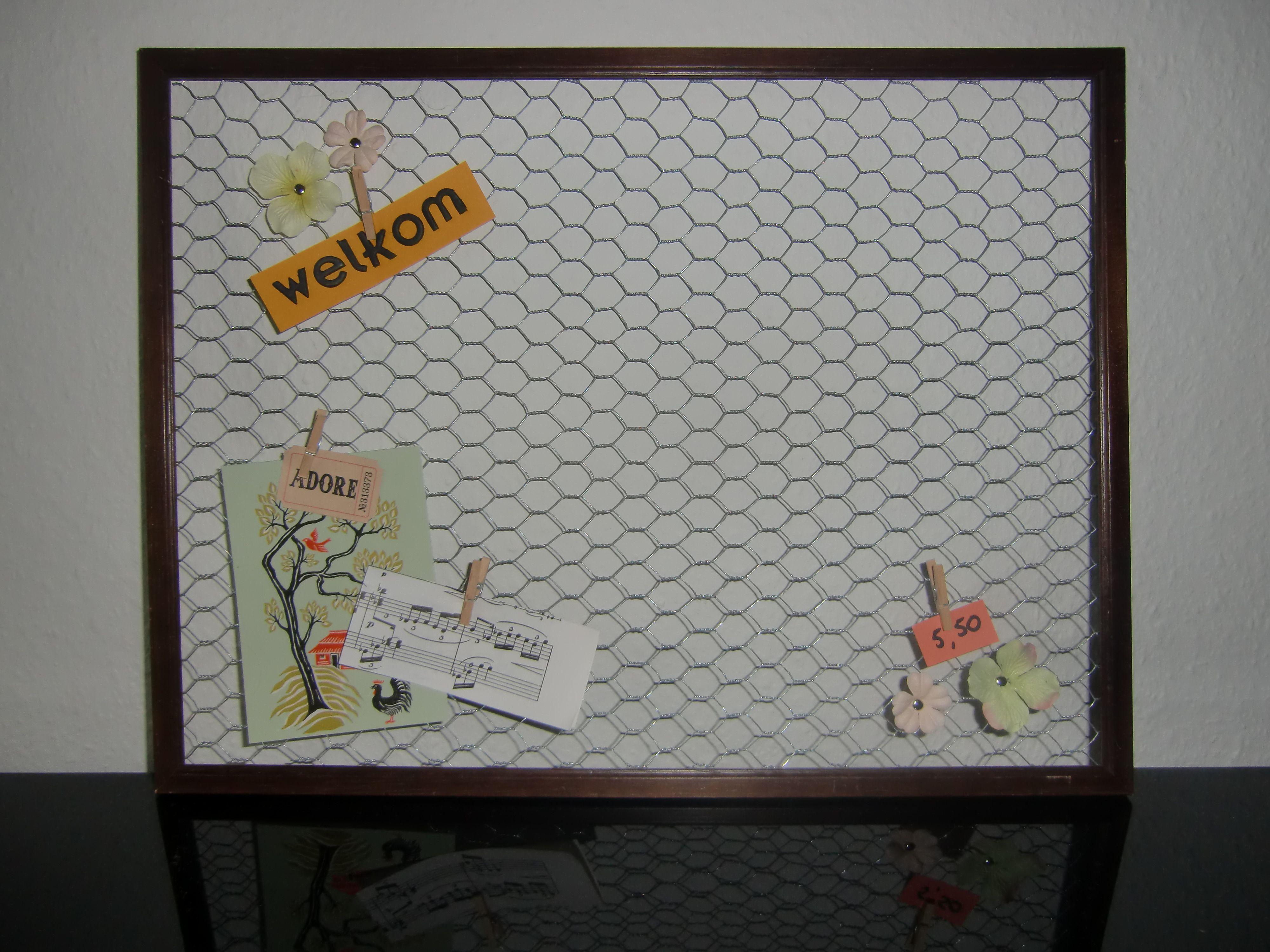 Lijst Met Gaas Bruin 30×40 Cm Lijsten Met Gaas Pinterest