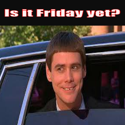 4 Day Weekend Over Meme