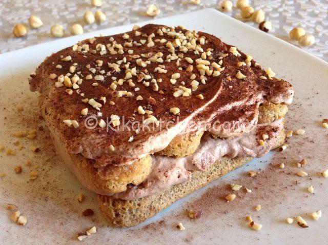 Ricetta Tiramisu Savoiardi O Pavesini.Tiramisu Alla Nutella Con Savoiardi O Pavesini Kikakitchen Recipe Nutella Recipes Recipes Italian Recipes
