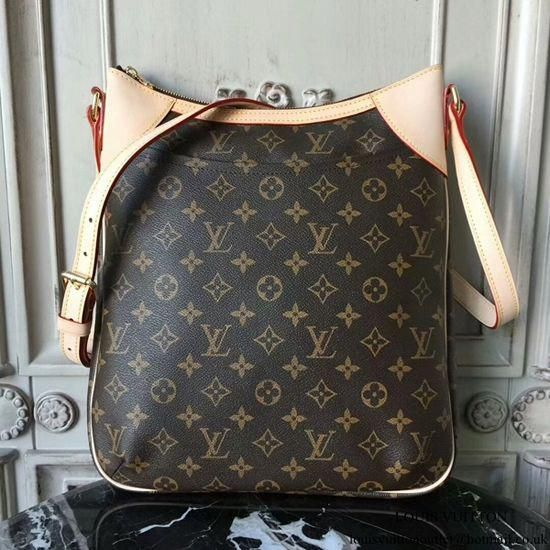 581b33043b37 Louis Vuitton M56389 Odeon MM Crossbody Bag Monogram Canvas   Louisvuittonhandbags