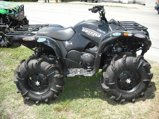 yamaha grizzly 700 atvs atv dirtbikes four wheelers. Black Bedroom Furniture Sets. Home Design Ideas